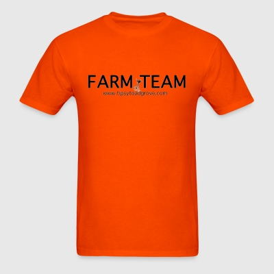 Tipsy Toad Farm Team T-Shirts - Men's T-Shirt
