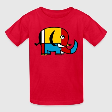 Elephant Kid's T - Kids' T-Shirt