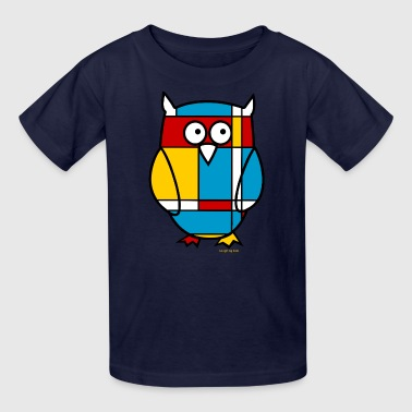Owl Kid's T - Kids' T-Shirt