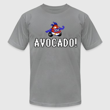 Soniqua - AVOCADO! - Men's Fine Jersey T-Shirt