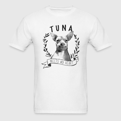 Tuna Crest - Men's T-Shirt