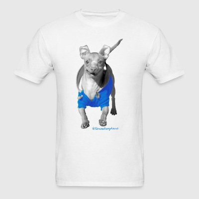 Tuna Frolicking - Men's T-Shirt