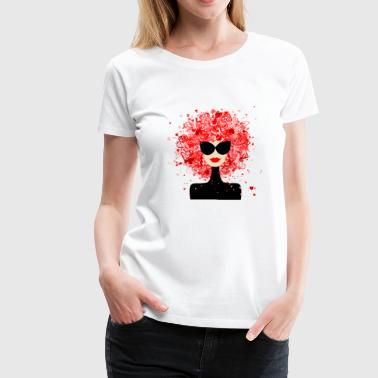 Fashion Girl - Women's Premium T-Shirt