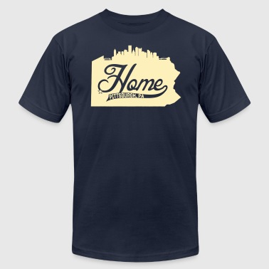 Home T-Shirts - Men's Fine Jersey T-Shirt