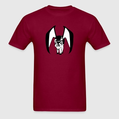 Winged Wolf - Men's T-Shirt