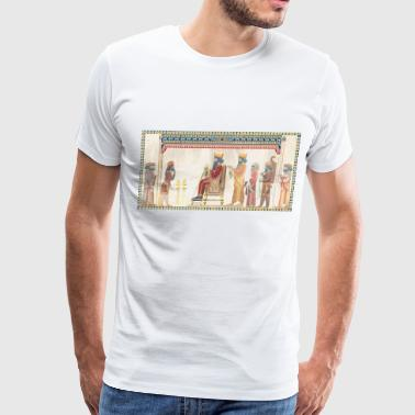 Persian History - Men's Premium T-Shirt