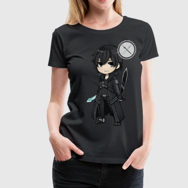 sao t-shirt female - Women's Premium T-Shirt