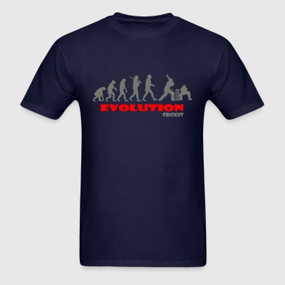Cricket ape of Evolution - Men's T-Shirt