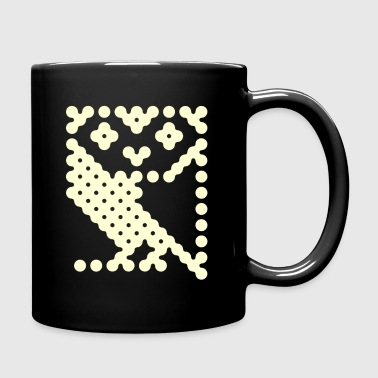 Black BBC Micro Mug - Full Color Mug