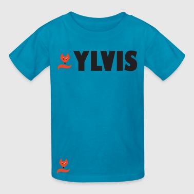 Ylvis What does the Fox say Kids' Shirts - Kids' T-Shirt