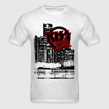 Kiss Detroit Rock City - Men's T-Shirt