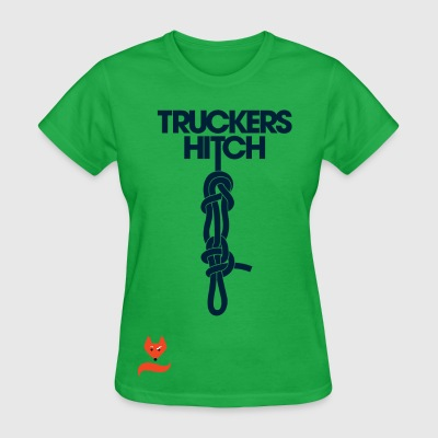 Trucker's Hitch Ylvis What does the Fox say TShirt - Women's T-Shirt