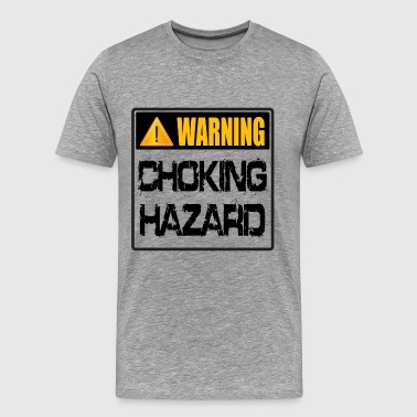 MMA shirts - Choking hazard - Men's Premium T-Shirt