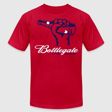 Bottlegate T-Shirts - Men's T-Shirt by American Apparel