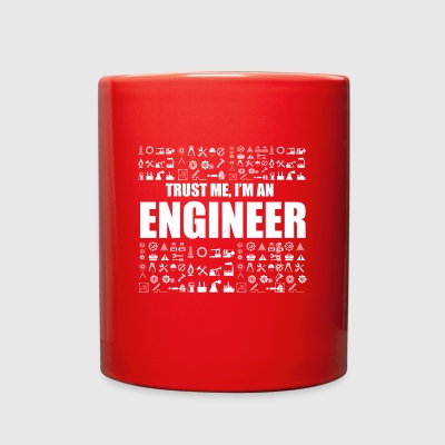 Engineer 2 Accessories - Full Color Mug