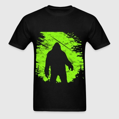 Grunge Sasquatch - Men's T-Shirt
