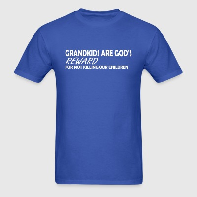 GRANDCHILDREN'S LOVE - Men's T-Shirt