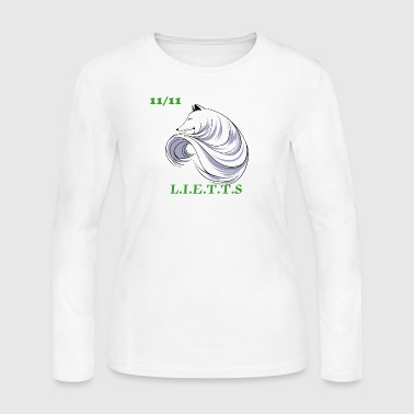 LIETTS  - Women's Long Sleeve Jersey T-Shirt