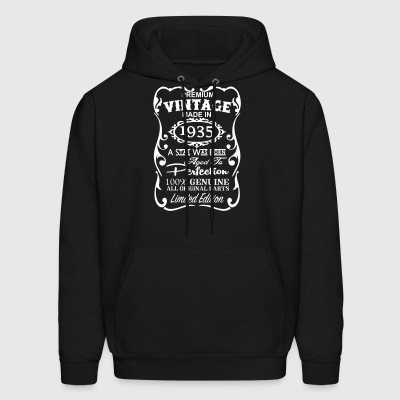 82nd Birthday Gift Ideas for Men and Women Unique  - Men's Hoodie