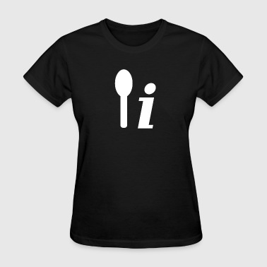 Imaginary Spoons - Women's T-Shirt