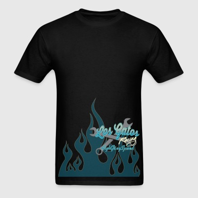 Los Gatos Racing II - Men's T-Shirt