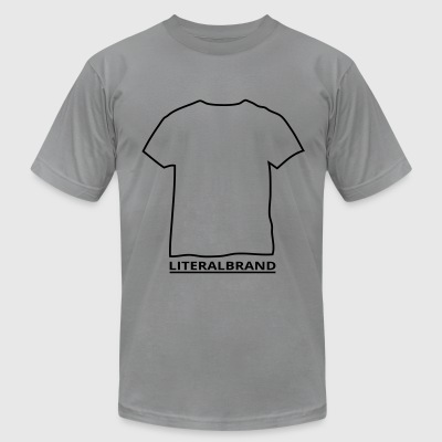 T Shirt T Shirt - Men's T-Shirt by American Apparel