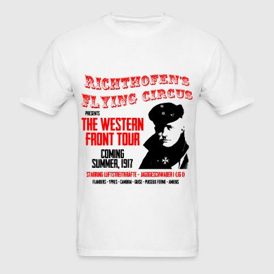 Richthofen's Flying Circus - Men's T-Shirt