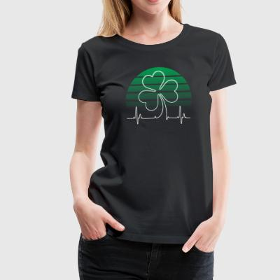 IRISH HEART - Women's Premium T-Shirt