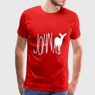 John Doe - Life is Strange (wht ver) - Men's Premium T-Shirt