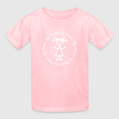 Big Sister - Cute Girl - Kids' T-Shirt