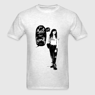 Valentine M. Smith x Carmilla - Men's T-Shirt