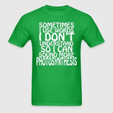 Photosynthesis - Men's T-Shirt