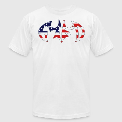STFD T-Shirts - Men's T-Shirt by American Apparel