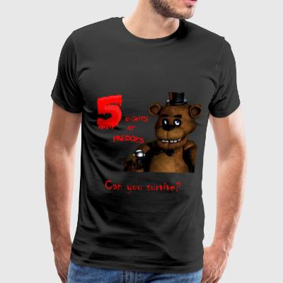5 Nights at Freddy's Men - Men's Premium T-Shirt