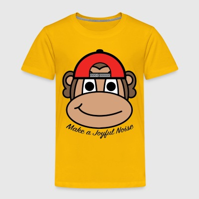 Make a Joyful Noise - Toddler Premium T-Shirt