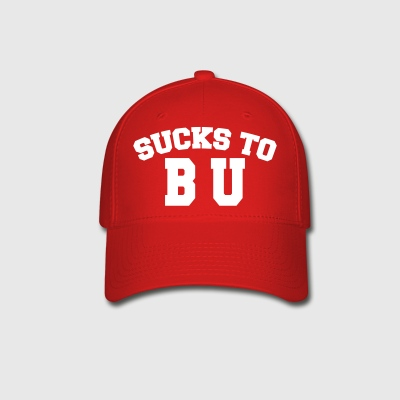 Sucks to B U Solid Cap - Baseball Cap