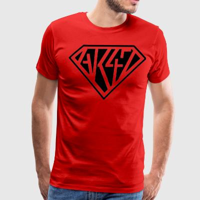 AK-47 Superman  - Men's Premium T-Shirt