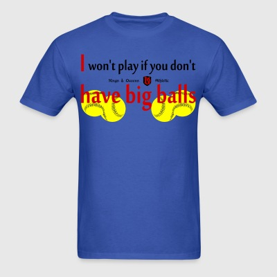Big Balls Men's - Men's T-Shirt