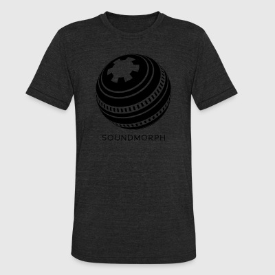 SoundMorph Sphere Tri-Blend - Unisex Tri-Blend T-Shirt by American Apparel