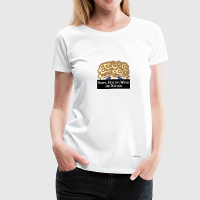 BBW Tee - Blonde - Women's Premium T-Shirt