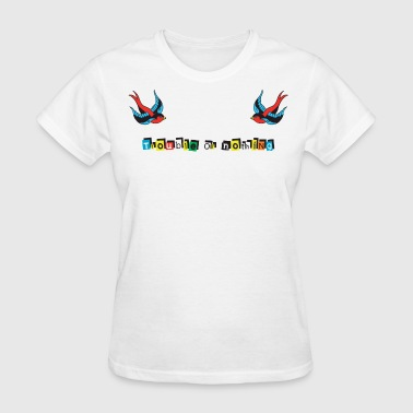 Trouble or Nothing Women's Tee - Women's T-Shirt
