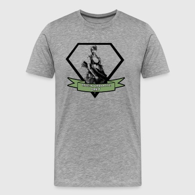 Diamond Dogs Special Ops - Quiet - Men's Premium T-Shirt