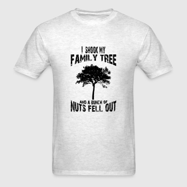 Family Tree - Men's T-Shirt