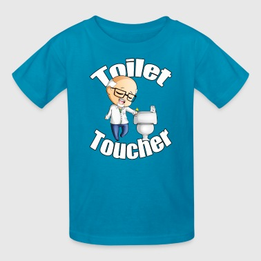 Toilet Toucher Kids' Shirts - Kids' T-Shirt