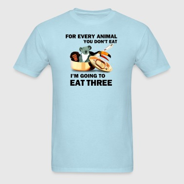 Every Animal Maddox T-Shirts - Men's T-Shirt