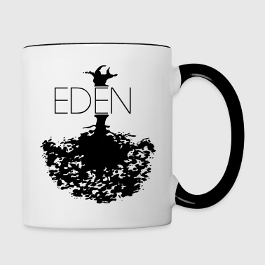 EDEN Coffee Mug - Contrast Coffee Mug