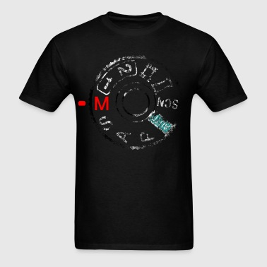 Shoot A7 manual (distressed) - Mediarena.com - Men's T-Shirt