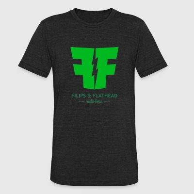 Triblend Evergreen - Unisex Tri-Blend T-Shirt by American Apparel