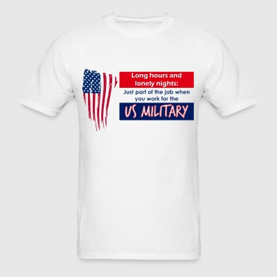 Military TShirt T-Shirts - Men's T-Shirt