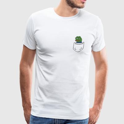 Tiny Pocket Pepe - Men's Premium T-Shirt